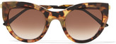 Thierry Lasry Joyridy cat-eye acetate sunglasses