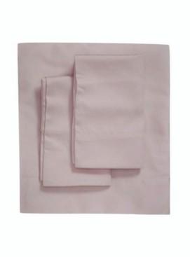 Belle Epoque Sateen 300Tc Sheet Set Solid, Queen Bedding