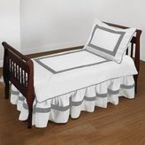 Baby Doll Bedding Ever So Sweet Toddler Bedding color White