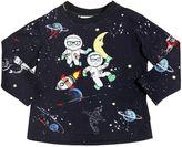 Dolce & Gabbana Family Printed Cotton Jersey T-Shirt