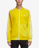 adidas Men's Hu Holi Printed Terry Track Jacket