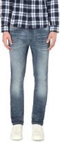 Diesel Thavar 0674z slim-fit tapered jeans