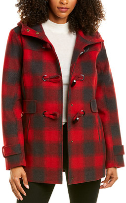 Pendleton Roslyn Wool-Blend Coat
