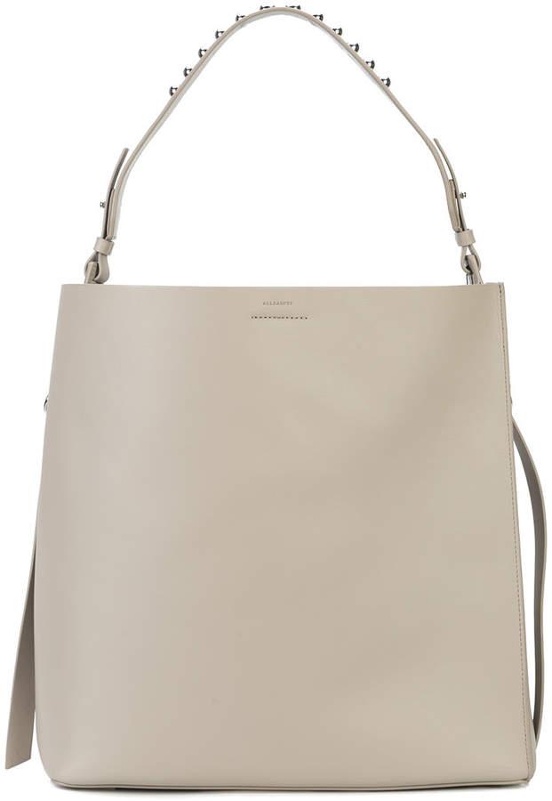 AllSaints oversized tote bag