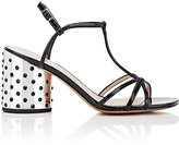 Marc Jacobs Women's Sheena Patent Leather T-Strap Sandals