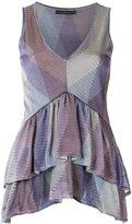 Cecilia Prado knitted blouse - women - Viscose - M