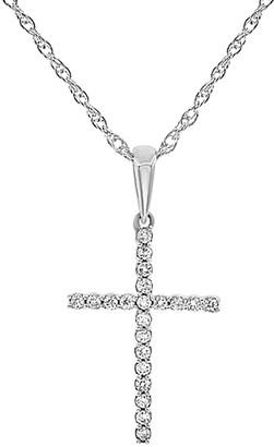 Diana M Fine Jewelry 14K 0.23 Ct. Tw. Diamond Necklace