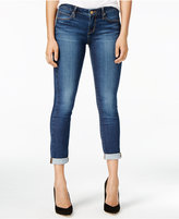Articles of Society Karen Cuffed Dark Blue Wash Skinny Jeans