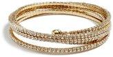 GUESS Women's Monica Gold-Tone Slinky Bracelet