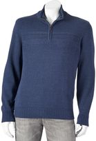 Dockers Men's Classic-Fit 7gg Quarter-Zip Sweater