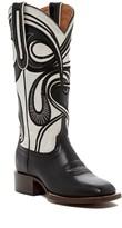 Lucchese Hypnotic Swirl Cowboy Boot