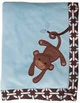 Lambs & Ivy Lambs and Ivy Giggles Fleece Blanket