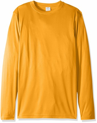Clementine UltraClubs ULTC-8622-UltraClub Men's Cool & Dry Performance L Gold X-Large