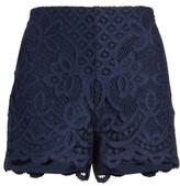 Cupcakes And Cashmere Women's Jennifer Lace Shorts