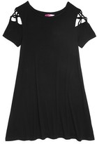 Aqua Girls' A-Line T-Shirt Dress, Sizes S-XL - 100% Exclusive