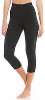 Yummie by Heather Thomson Capri Leggings with Side Pocket