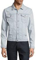 Calvin Klein Long-Sleeve Denim Jacket