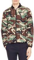 Sandro Ultralight Camo Jacket