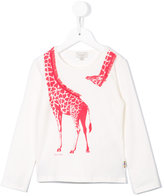 Paul Smith giraffe print T-shirt