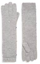 Kate Spade Women's Embellished Long Gloves