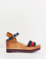 GIOSEPPO Simpatici Wedge Sandals