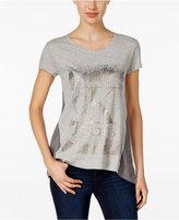 Calvin Klein Jeans Metallic Graphic T-Shirt