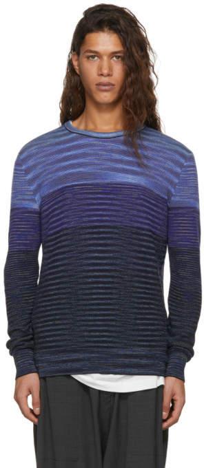 Missoni Multicolor Classic Striped Sweater