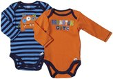 Lamaze 2 Pack Monster Bodysuits (Baby) - Multicolor-12 Months