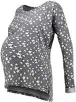 Bellybutton Sweatshirt mottled light grey