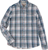 Pepe Jeans Checked cotton percale shirt