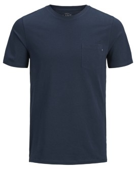 Jack and Jones Men's Pocket Tee Shirt