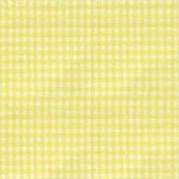 Ababy Yellow Gingham Portable Crib Pillow Sham - Size: 11 x 14 inches