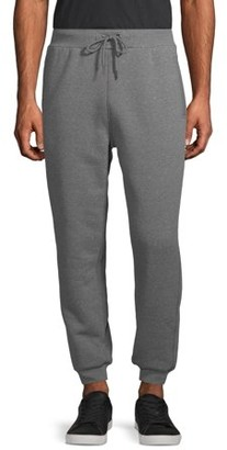 No Boundaries Men's Sherpa Lined Jogger, up to size 2XL