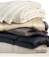Donna Karan Home Ebony Full/Queen Silk Quilt