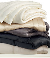 Donna Karan Home Ebony King Silk Quilt