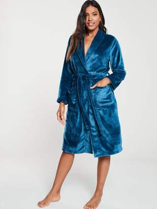 Very Supersoft Robe - Teal