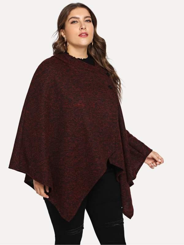 a6f8deec26 Plus Size Sweater Coat - ShopStyle