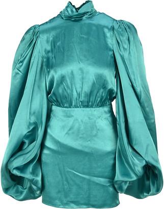 ATTICO Gabi Mini Dress