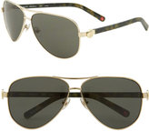 MICHELE 'Rays' Aviator Sunglasses