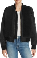 Mother The Aviator Sherpa Jacket