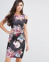 Jessica Wright Avery Midi Pencil Dress