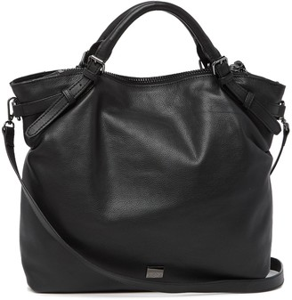 Kooba Zamira Leather Shopper Bag