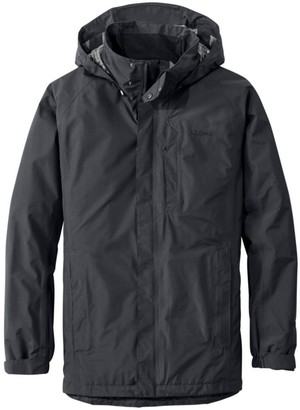 L.L. Bean L.L.Bean Men's Stowaway Rain Jacket with Gore-Tex