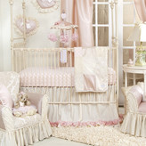 Glenna Jean Victoria 3 Piece Crib Bedding Set