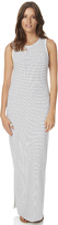 Swell First Light Jersey Maxi Dress White