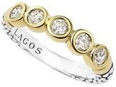 Lagos Women's Diamond Stacking Ring