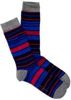 Ted Baker Organic Stripe Socks