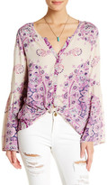 Billabong Silver Bloom Blouse