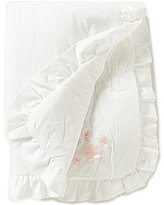 Edgehill Collection Floral Quilted Blanket
