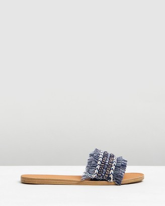 Verali - Women's Flat Sandals - Tobi - Size One Size, 6 at The Iconic